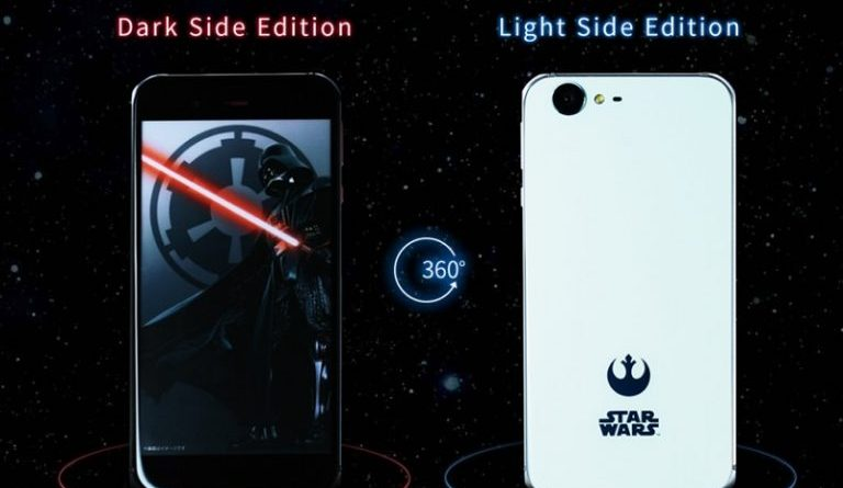 Star Wars Phone