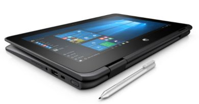 HP Probook x360 educational edition