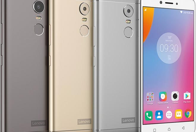 Lenovo K6 Note in India