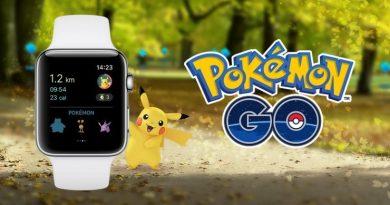 pokemon go in apple watch