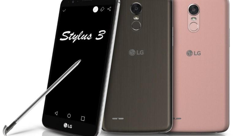 LG Stylus 3