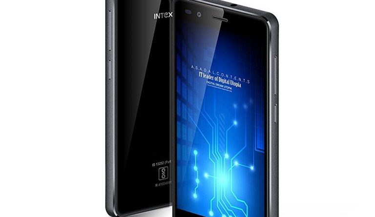 Intex Aqua Crystal+