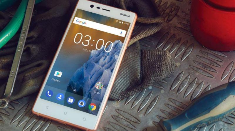Nokia 3 in india