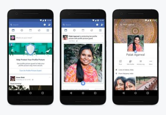 how to use the new facebook profile picture guard