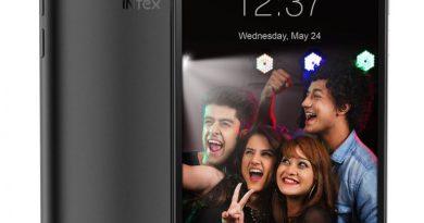 Intex aqua selfie specifications