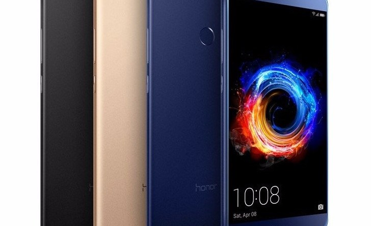 honor 8 pro in india