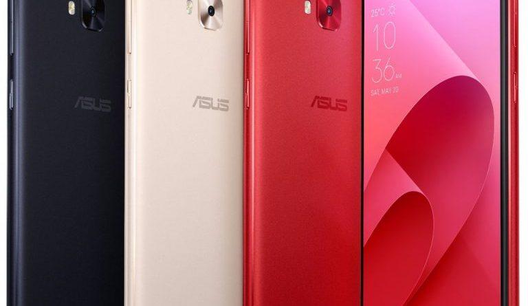 Asus Zenfone 4 Selfie Pro specifications