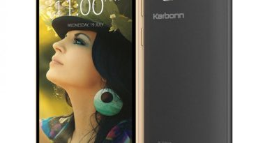 Karbonn Aura Note Play specifications