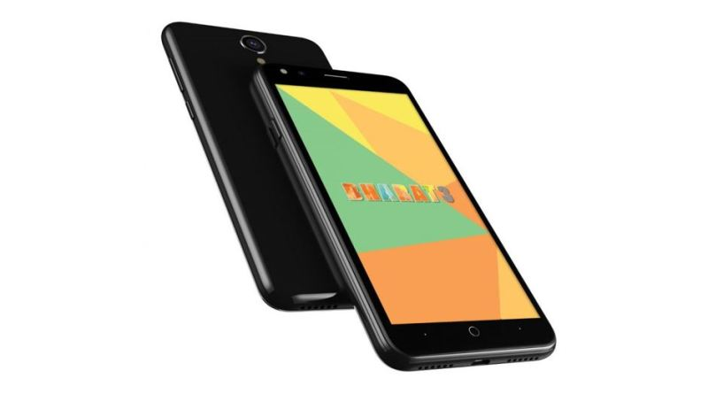 micromax bharat 3 specifications