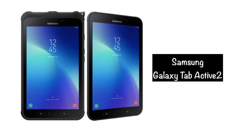 samsung galaxy tab active2 tablet