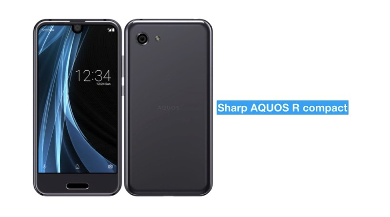 sharp aquas r compact