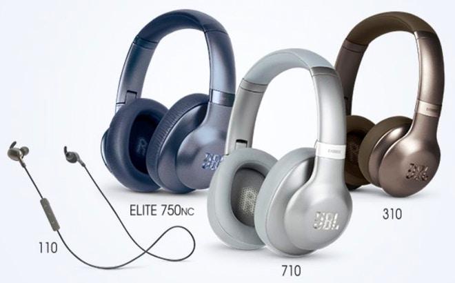 JBL Everest GA headphones