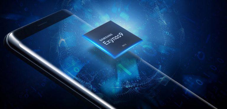 Samsung Exynos 9 Series 9810 processor