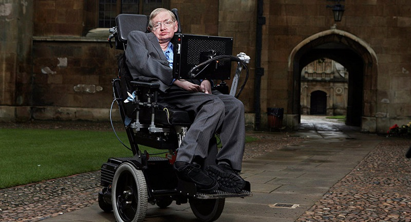Stephen Hawking death