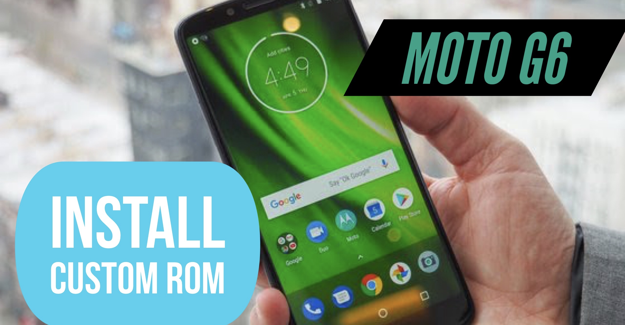 How To Find Downloads On Moto G6
