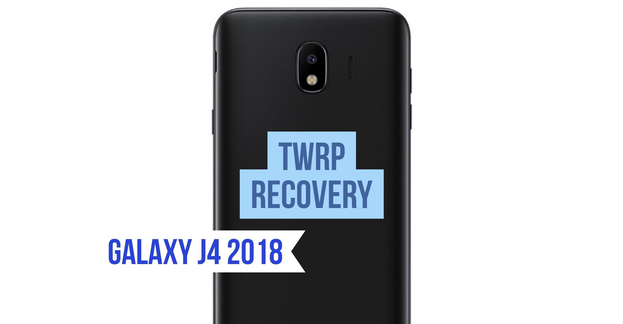 Samsung J4 Flash File Download