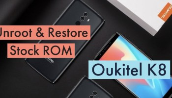 How to Install CWM Recovery on Oukitel K8? Full INSTRUCTIONS!