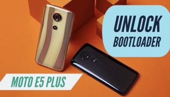 How to Unlock Bootloader on Motorola Moto E5? Fastboot & DEV!
