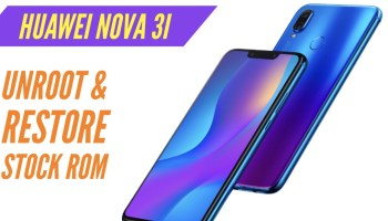 Huawei Nova 3i Most Common Problems & Issues + Solution Fix
