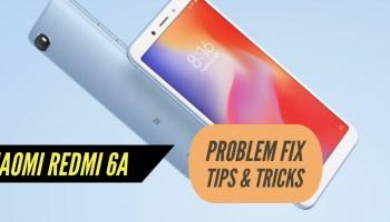 Unroot Xiaomi Redmi 6A & Restore - Stock ROM/Firmware Download!