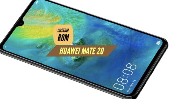 How to Install CWM Recovery on Huawei Mate 20?