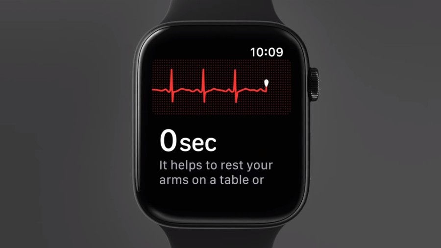 Apple watch series 4 ecg feature for United States