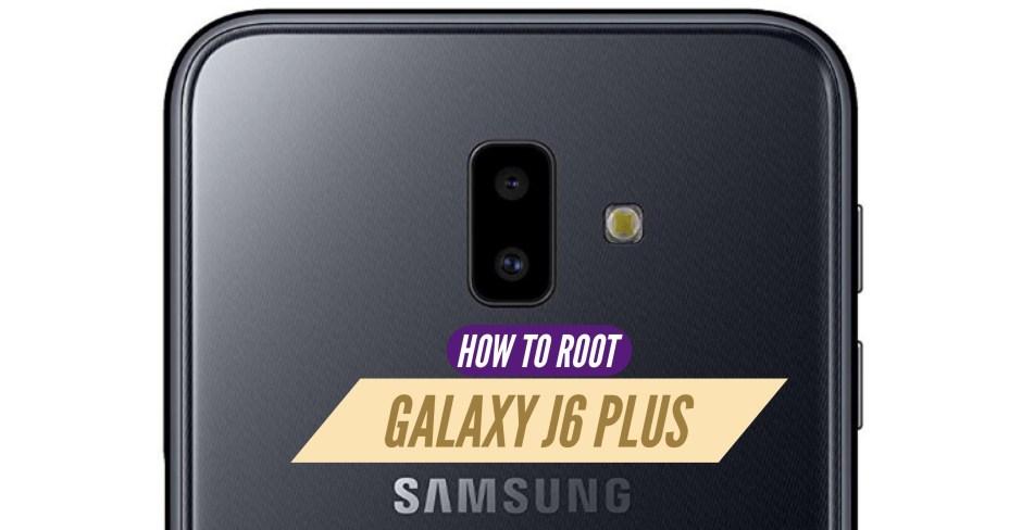 Root Galaxy J6 Plus SuperSU Magisk