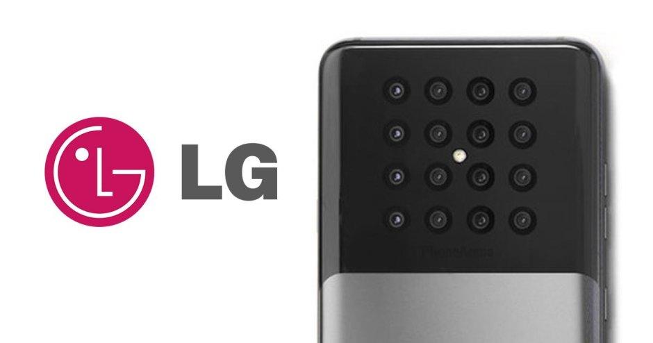 16 Camera on LG Phone