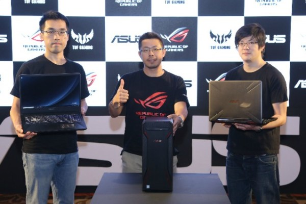 Asus TUF Laptop Launch