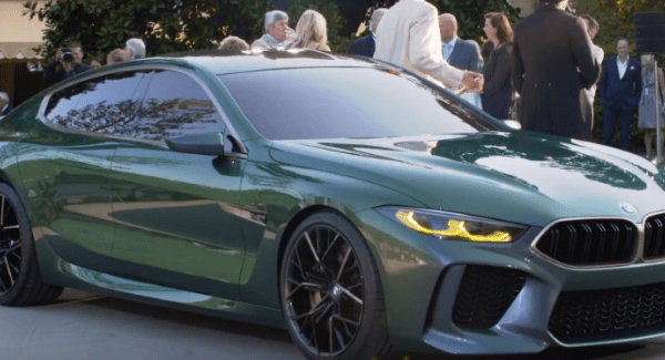 BMW M8 Launch & Features