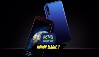 How to Install Custom ROM on Honor View 20: CWM & TWRP