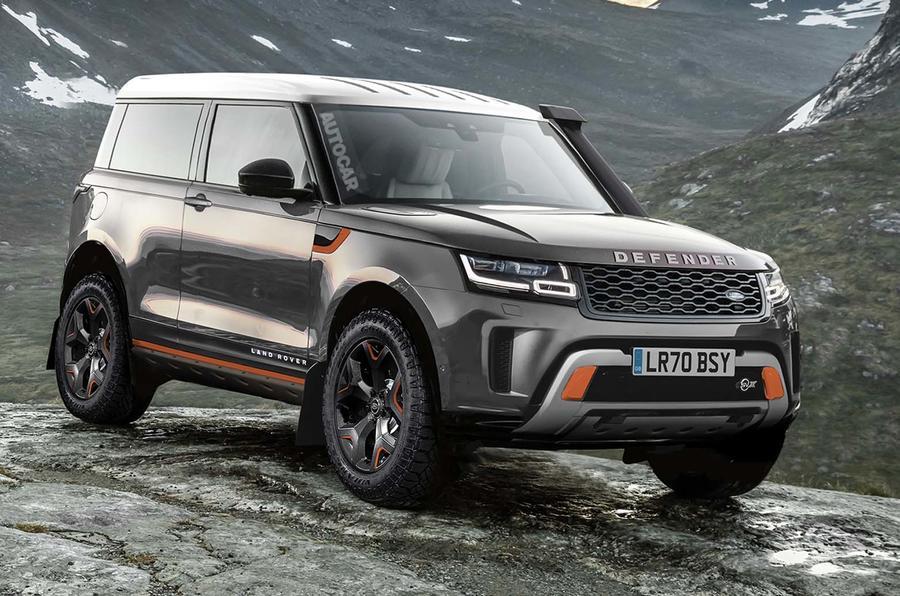 Land Rover's Next Generation