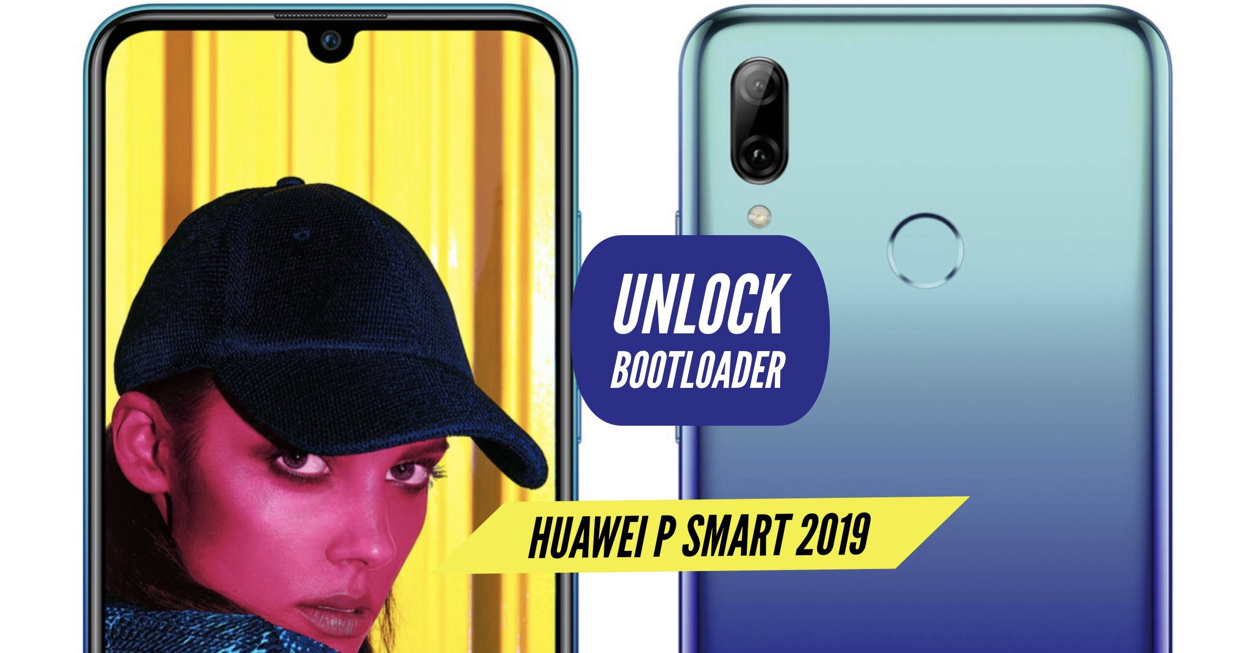 How to Unlock Bootloader on Huawei P Smart 2019?