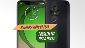 Moto G7 Most Common Problems & Issues + Solution Fix - Tips