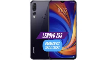 Lenovo Z5 Pro GT Most Common Problems & Issues + Solution