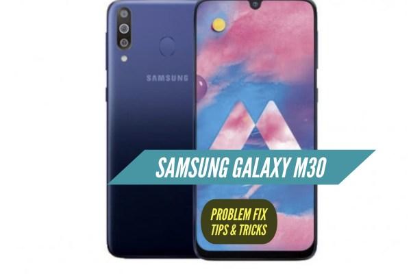 Samsung Galaxy M30 Problem Fix Issues Solution Tips & Tricks