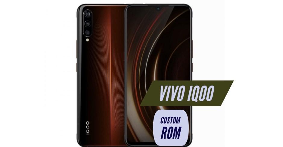 VIVO IQOO Custom ROM