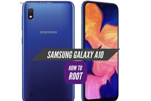 Root Samsung Galaxy A10