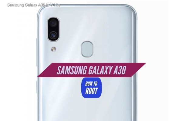 Root Samsung Galaxy A30