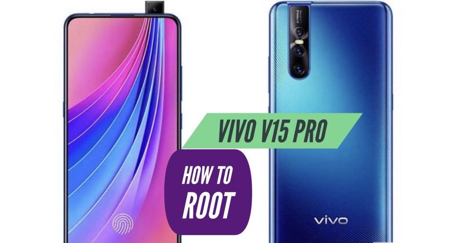 Root VIVO V15 Pro
