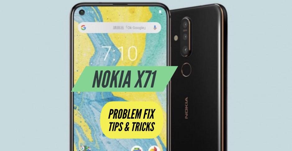 Nokia X71 Problem Fix TIps & Tricks