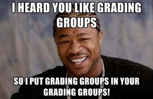 gradinggroups