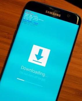 Samsung Galaxy S8 Download Mode