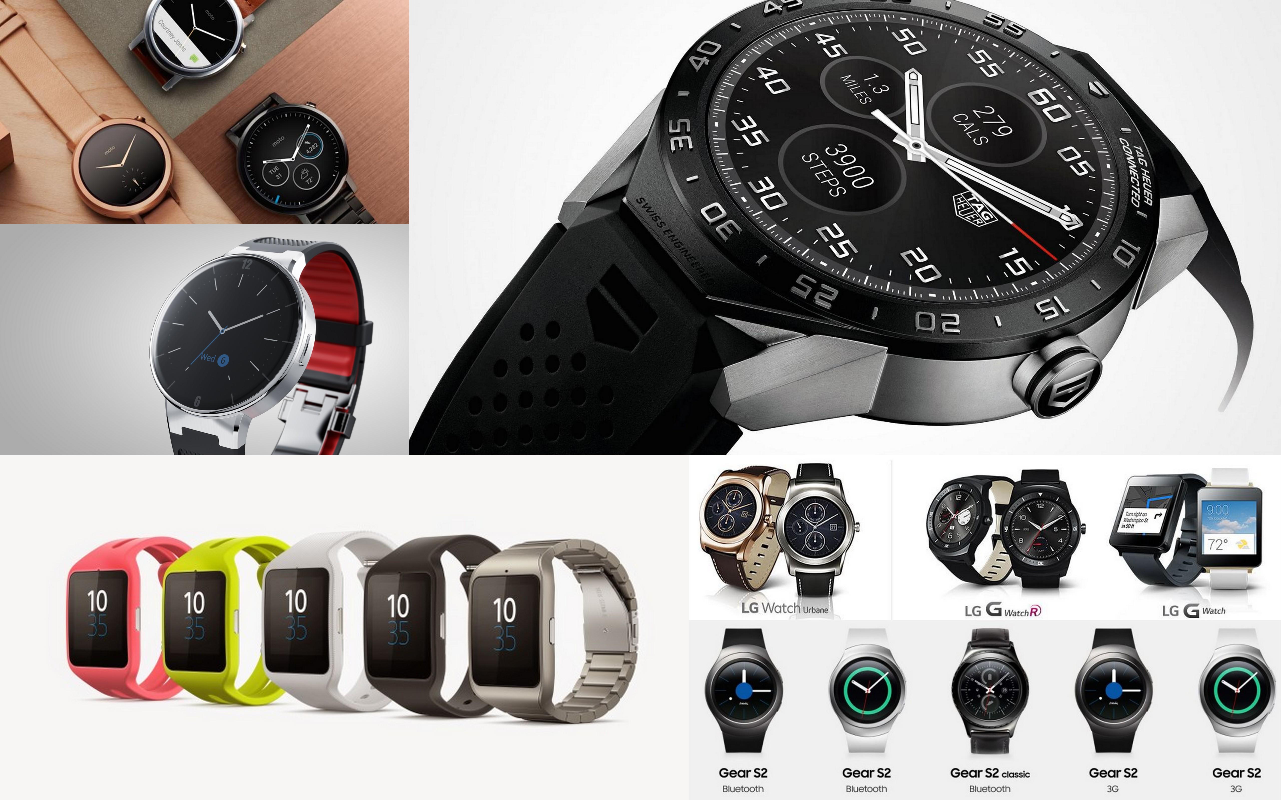 SmartWatches: Wearables em crescimento!