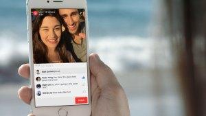 Facebook lança Live Streaming