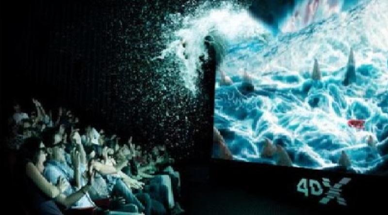 4DX – A novidade no cinema português