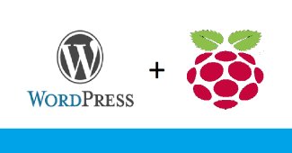 wordpress raspberry Pi