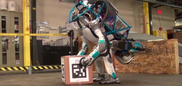 Novo robô Atlas: executa tarefas e não cede ao bullying
