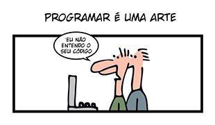 programar, a arte
