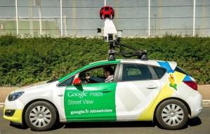 Google Street View: Carros vão percorrer o país para actualizar mapas